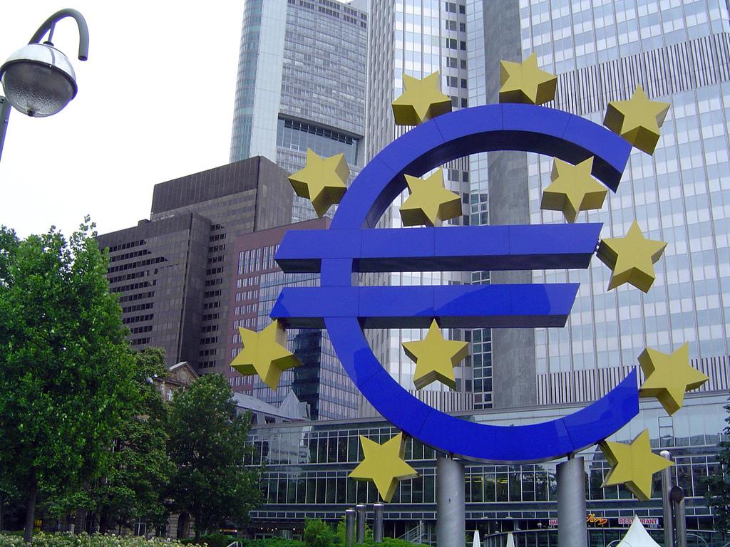 euro symbol ezb