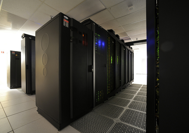 supercomputer der nasa