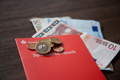 euro sparbuch