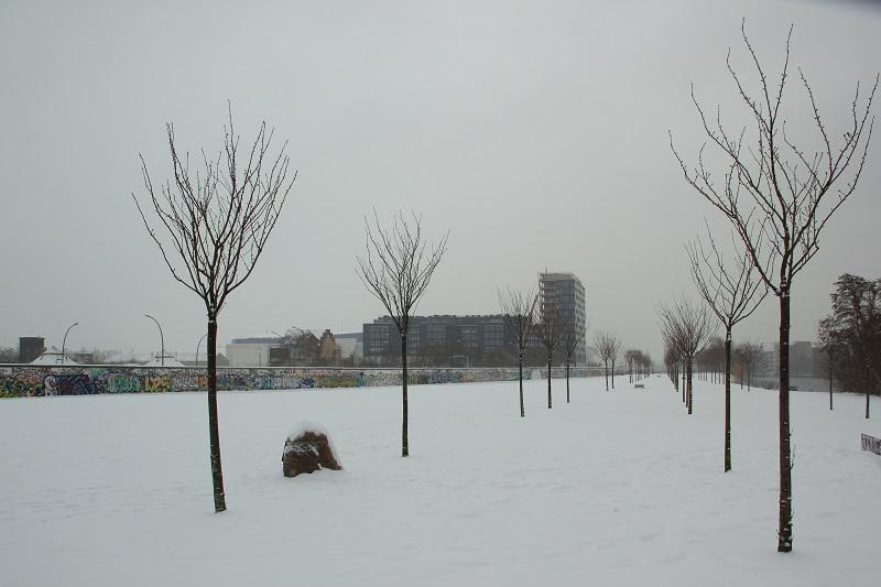 Berlin im Schnee