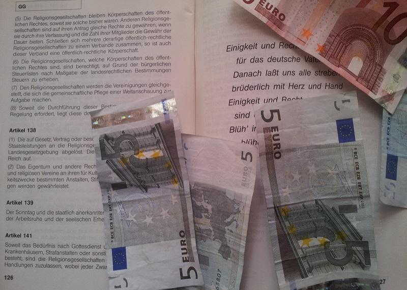 geld und verfassung