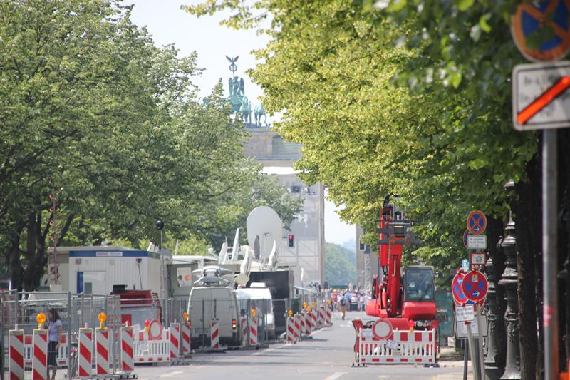 Obama Rede Brandenburger Tor