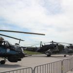 Helikopter Reihe