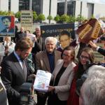 Snowden vor Untersuchungsausschuss