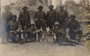 Württembergisches Landwehr-Infanterie-Regiment Nr. 122