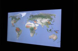 Ackerbau auf der Welt