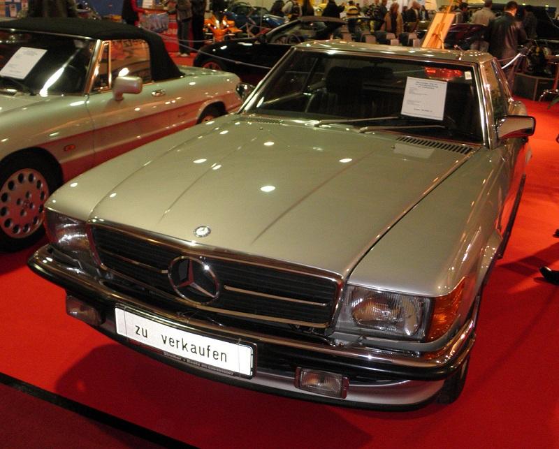 90er Jahre Mercedes-Benz