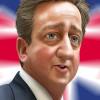 David Cameron Karikatur