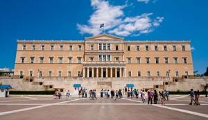 Parlament Griechenlands in Athen