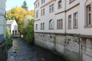 Sebnitz im Elbsandsteingebirge
