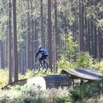 1-12 Mountainbike Schanze