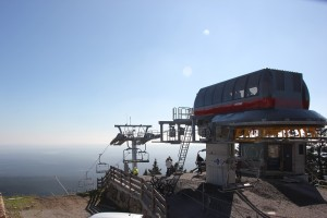 1-23 Sessellift Station auf Wurmberg