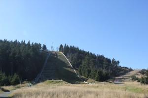 1-30 Sprungschanzen Treppe Wurmberg