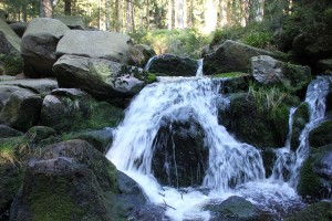 1-62 Wasserfall am Wurmberg