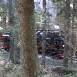 2-11 Dampfbahn in Fahrt