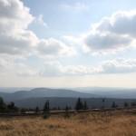2-26 Blick vom Brocken nach Sueden
