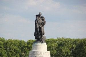 Sowjetisches Ehrendenkmal Berlin