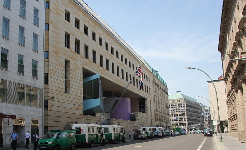 Britische Botschaft Berlin