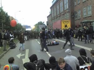 Demonstration Anti G7 Heiligendamm 2007