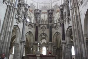Chor Magdeburger Dom