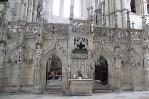 Choreingang Magdeburger Dom
