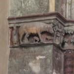 Die Judensau Magdeburg Dom