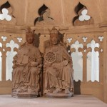 Figuren in Minikapelle Magdeburger Dom