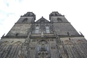 Front Dom Magdeburg
