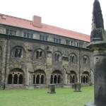 Garten des Magdeburger Dom