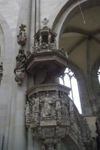 Kanzel Magdeburger Dom