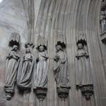 Kluge Jungfrauen Magdeburger Dom