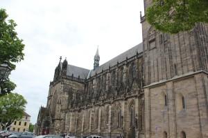 Magdeburger Dom Seite