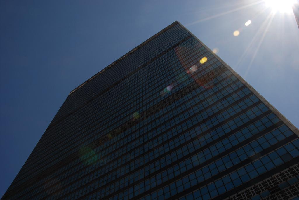 UN Gebaeude New York