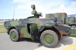 Spuerpanzer Bundeswehr