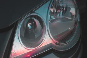 VW-Scheinwerfer