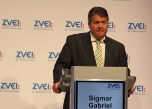 Sigmar Gabriel SPD Vorsitzender