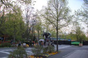 Riesengorilla Filmpark Babelsberg