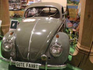VW Kaefer Oldtimer