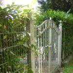 Tor zum Eigenheim