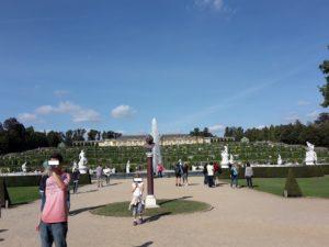 Park Schloss Sans Souci Potsdam