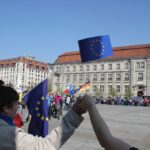 Abschlusstanz Pulse of Europe Demo Berlin