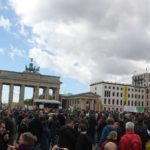 Leute bei dem March of Science