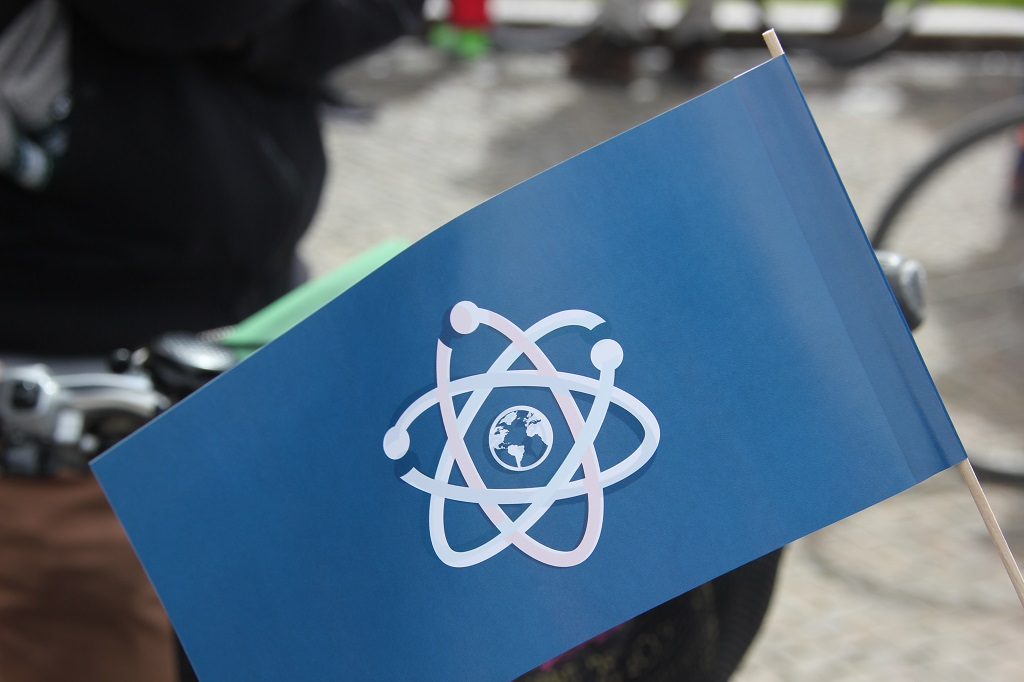 March of Science Logo