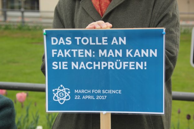 Tolle Fakten March of Science