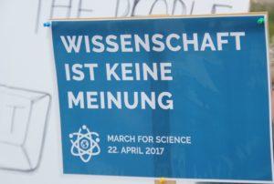 Wissenschaft March of Science