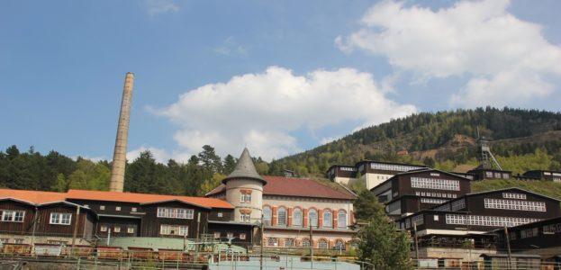 Bergwerk Rammelsberg Goslar