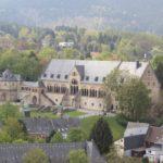 Blick auf Kaiserpfalz Turmblick Goslar