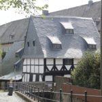Bruecke an der Abzucht Goslar
