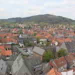 Goslar Innenstadt Turmblick