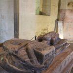 Grabplatte Heinrichs III Kaiserpfalz Goslar